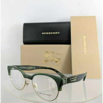 Burberry BE 2261 3659 Green & Gold Eyeglasses