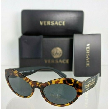 Versace VE 4356 5119/87 Light Tortoise & Black Sunglasses