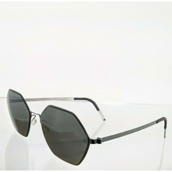 Lindberg 8904 Col. SC74 Black Sunglasses