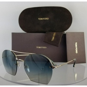 Tom Ford FT506 28W Gold Sunglasses