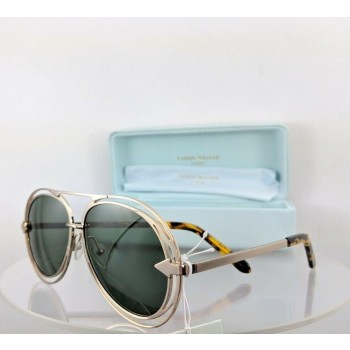 Karen Walker Jacques Light Gold Sunglasses