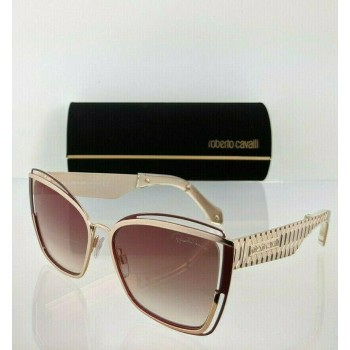 Roberto Cavalli RC1096 28T Rose Gold Sunglasses