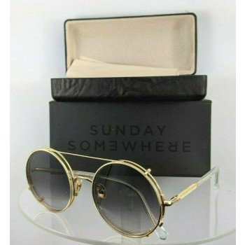 Sunday Somewhere Valentine 038-Ale Gold Sunglasses