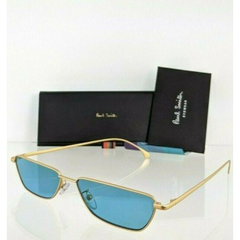 Paul Smith Askew PSSN009V1 04 Gold Sunglasses