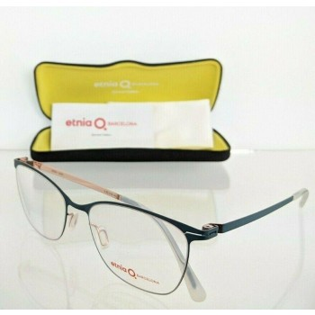 Etnia Barcelona CHATELET 1GDBK Gold & Black Eyeglasses