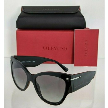 Valentino VA4028 5001/11 Black Sunglasses
