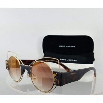 Marc Jacobs 1/S VJYJL Brown Gold Sunglasses