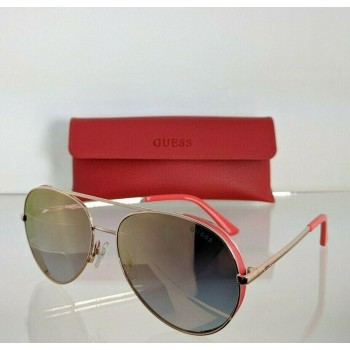 Guess GU7607 28U Gold Sunglasses