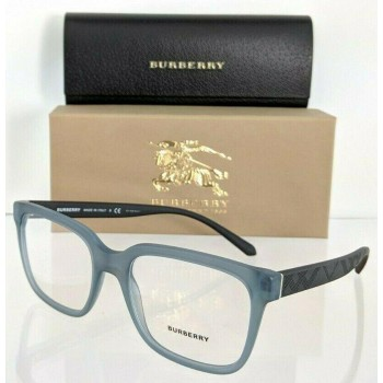 Burberry BE 2262 3699 Blue & Black Eyeglasses
