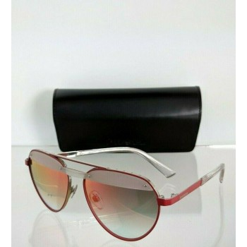 Diesel DL 0261 67Q Red Sunglasses