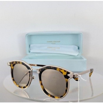 Karen Walker Bounty Tortoise Gold Sunglasses