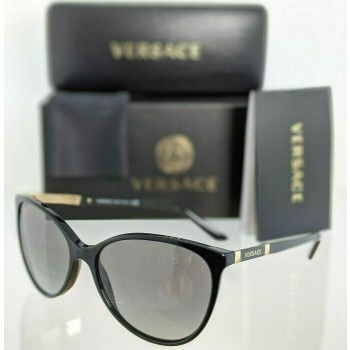 Versace VE 4260 GB1/11 Black & Gold Sunglasses