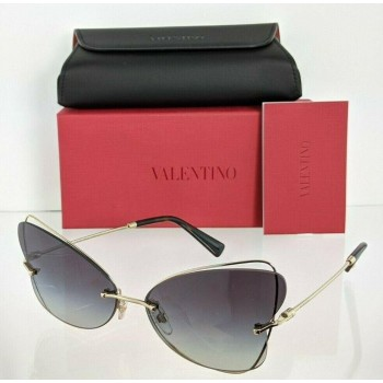 Valentino VA2031 3003/8G Gold Sunglasses
