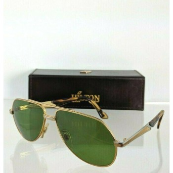Hilton London Monsieur 024 00/06 24KT Gold Sunglasses