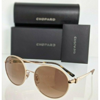 Chopard SCHB68S 2AMG Ivory & Rose Gold Sunglasses