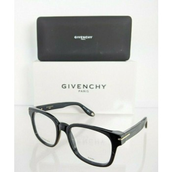 Givenchy GV 0001 807 Black Eyeglasses