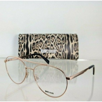 Just Cavalli JC-0855-072 Rose Gold Eyeglasses