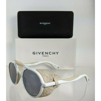 Givenchy GV 7038/S TFEU4 White & Beige Sunglasses