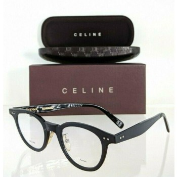 Celine CL 41460 807 Black Eyeglasses