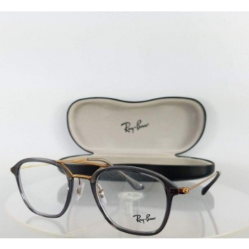 Ray Ban RB 7098 5633 Grey/Copper Eyeglasses