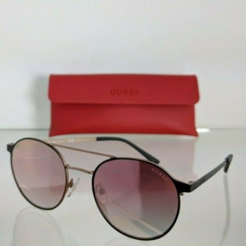 Guess GG 3023 02U Black & Pink Sunglasses
