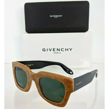 Givenchy GV 7061/S 10AQ Black & Brown Sunglasses