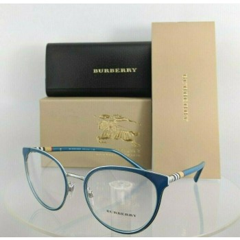 Burberry BE 1324 1264 Blue/Silver Eyeglasses