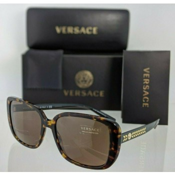 Versace VE 4357 108/73 Tortoise Brown Sunglasses