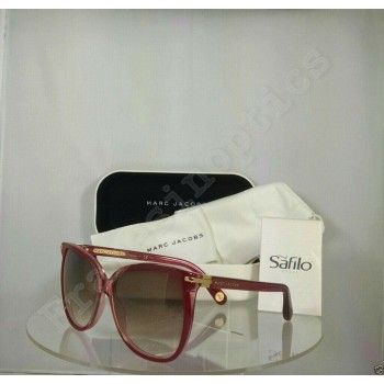 Marc Jacobs MJ 504/S 0NKJS Red Shaded Sunglasses