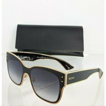 Moschino MOS000/S 0869O Brown & Gold Sunglasses