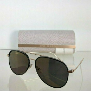 Jimmy Choo Reto/S PLO HJ Black& Gold Sunglasses