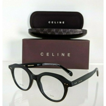 Celine CL 41458 807 Black Eyeglasses