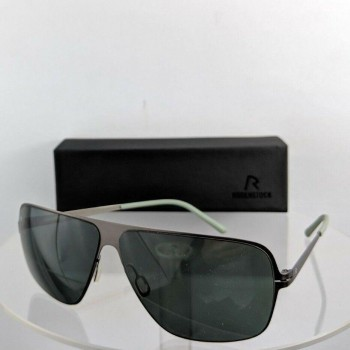 Rodenstock R1412 A Black Sunglasses
