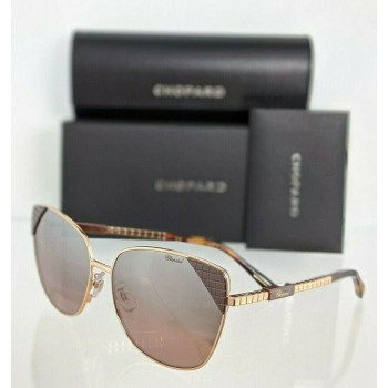 Chopard SCHC41S 8FCX Rose Gold Sunglasses