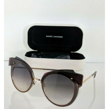Marc Jacob 101/S DDB9C Beige & Rose Gold Sunglasses