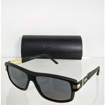 Cazal 8027 002 Gold & Black Sunglasses