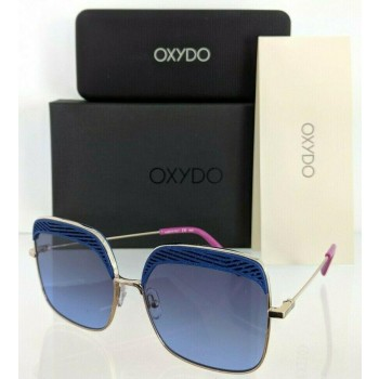 Oxydo O.NO 1.4 PJPGB Blue & Gold Sunglasses