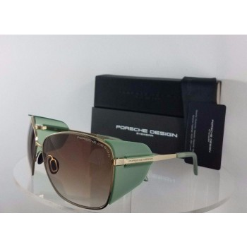 Porsche Design P 8599 C Green Sunglasses