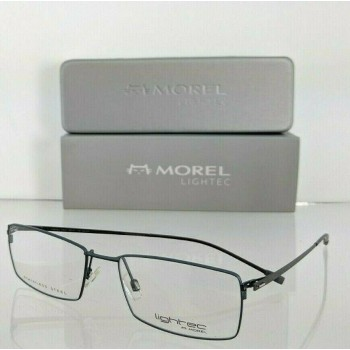 Lightec 7382L BG012 Grey/Blue Eyeglasses
