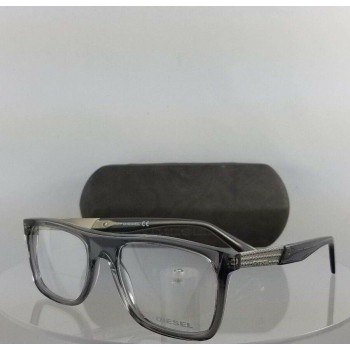 Diesel Dl 5262 020 Transparent Grey Eyeglasses