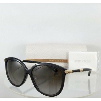 Jimmy Choo TATTI/F/S W54HA Dark Grey Sunglasses