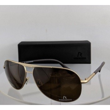 Rodenstock R 1371 B Gold Sunglasses