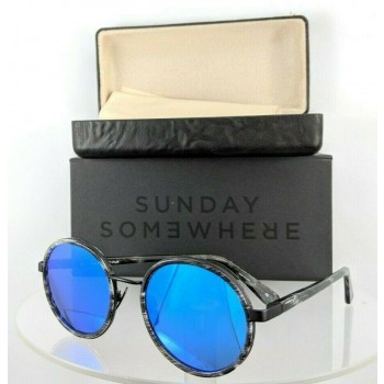 Sunday Somewhere Ned 032 Pur Black Sunglasses