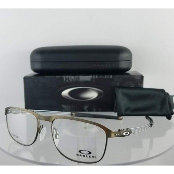 Oakley OX5122 0253 Satin Pewter Eyeglasses