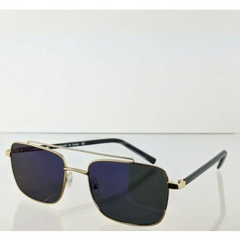 Bob Sdrunk Peter/S 102-1 Black & Gold Sunglasses