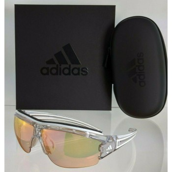 Adidas A181 6097 Evil Eye Half.Pro L White & Clear Sunglasses