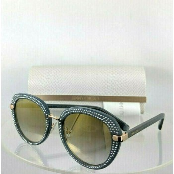 Jimmy Choo Mori/S Ft3Fq Grey Gold Sunglasses