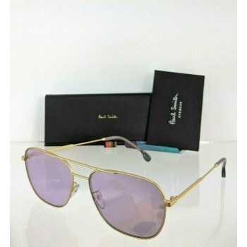 Paul Smith Avery PSSN007V2 04 Gold Sunglasses