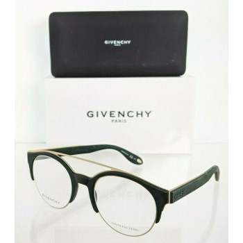 Givenchy GV 0020 Y2B Green & Gold Eyeglasses