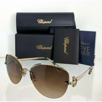 Chopard SCHC 18 0358 Gold Sunglasses